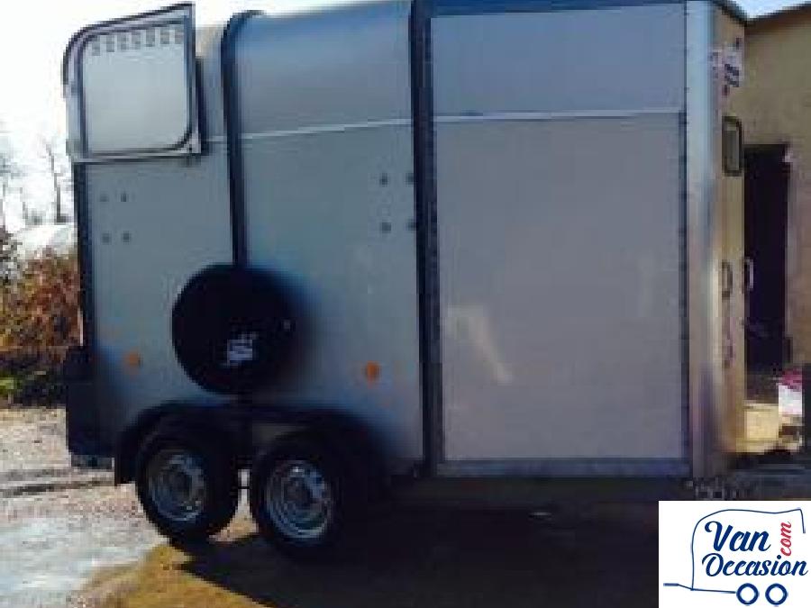van ifor williams 2 places type hb 505 challenger van occasion. Black Bedroom Furniture Sets. Home Design Ideas